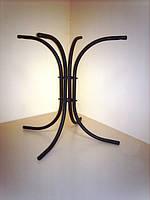 База для стола SONIA  черная