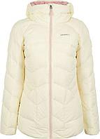 Куртка пуховая женская Merrell, светло-желтый, 42