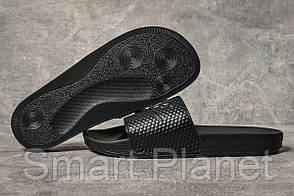 Шлепанцы мужские 17584, Nike, черные, < 40 42 43 44 45 > р. 40-26,7см.