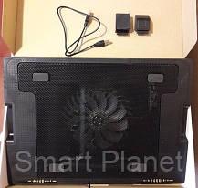 Охлаждающая Подставка для Ноутбуков от 9 до 17 дюймов., фото 3