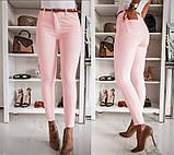 """Стильные женские брюки узкие """"Lavan""""  Норма, фото 4"""