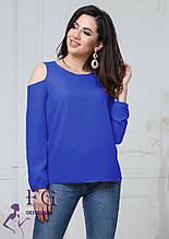 """Женская модная блузка большого размера """"Renata"""""""