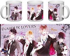 Кружка чашка Diabolic Lovers