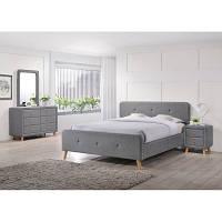 Полуторная кровать Signal Malmo 140x200
