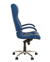 Кресло для руководителей GERMES steel MPD AL68 с механизмом «Мультиблок», фото 2