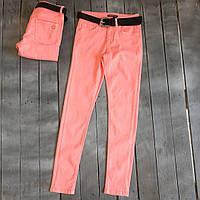 2070-656-1-02 розовая Angelina Mara американка весенняя стрейчевая (25-30, 6 ед.)