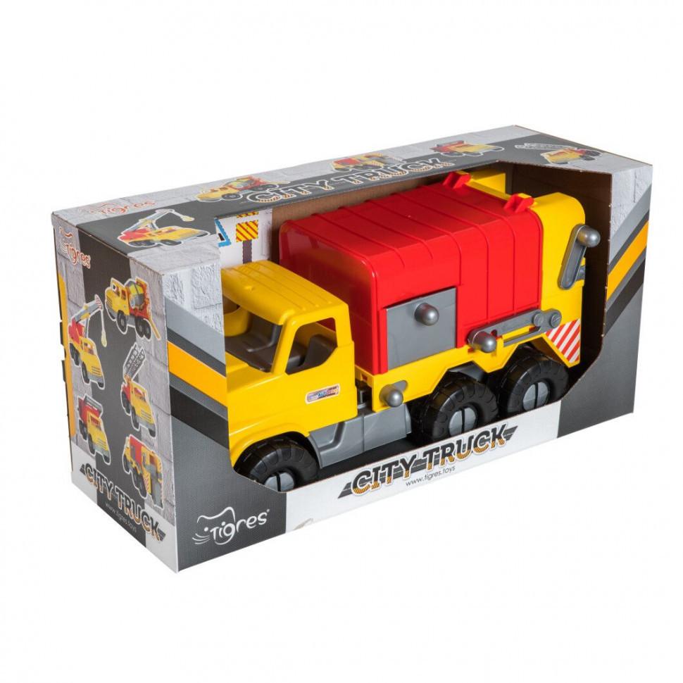 """Сміттєвоз """"City Truck"""" 39369"""