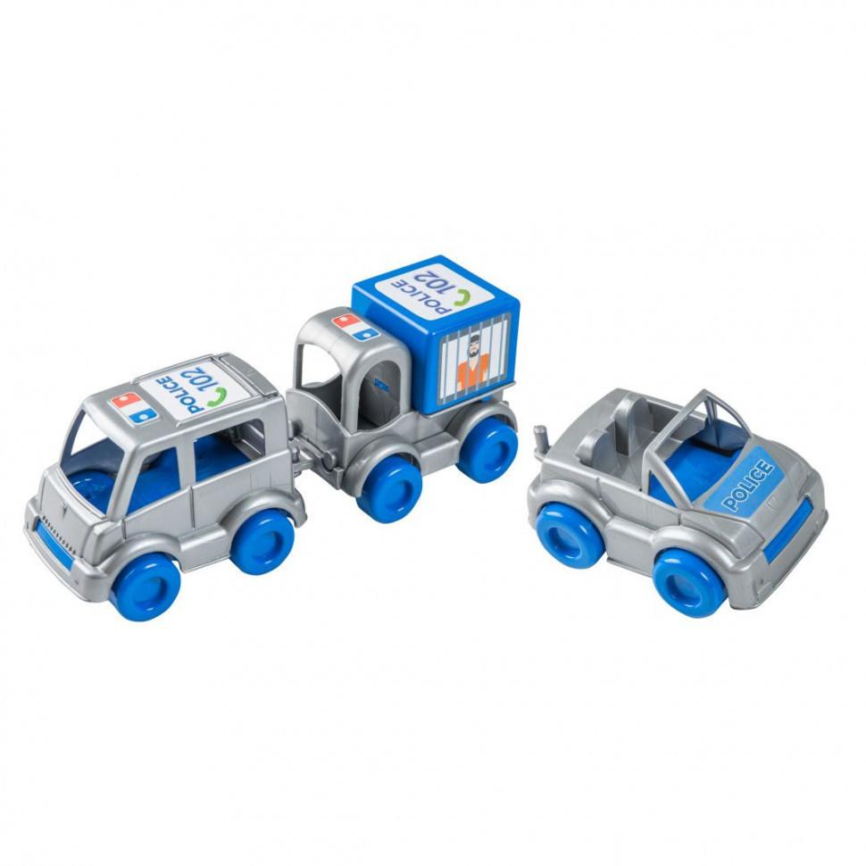"""Набор авто """"Kid cars"""" полицейский 39548"""