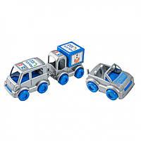 """Набор авто """"Kid cars"""" полицейский 39548, фото 1"""