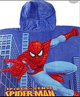 Пончо детское  Человек паук