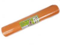 Йогамат, коврик для фитнеса и йоги, туризма (Оранжевый)