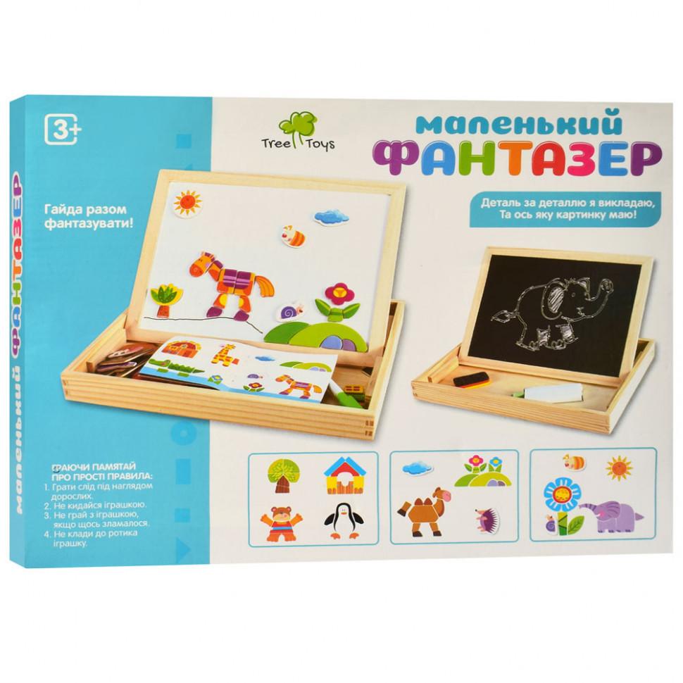 Деревянная игрушка Набор первоклассника для творчества MD2083 (D)