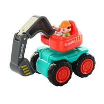 Кран игрушечный / Стройтехника машинки детские