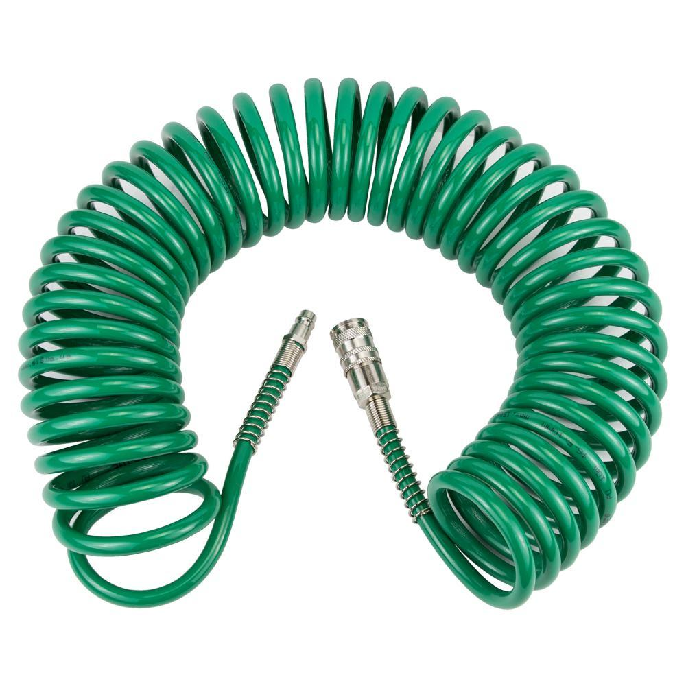 Шланг спиральный 10м 6.5×10мм полиуретановый (PU) Refine (7012171)