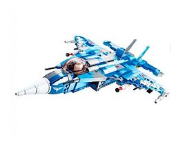 Конструктор детский авиационной техники SLUBAN M38-B0666