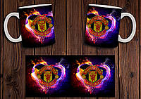 "Чашка ""ФК Манчестер Юнайтед"" / Кружка ""Manchester United"" №1"