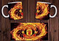 "Чашка ""ФК Манчестер Юнайтед"" / Кружка ""Manchester United"" №3"