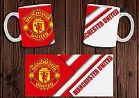 "Чашка ""ФК Манчестер Юнайтед"" / Кружка ""Manchester United"" №4"