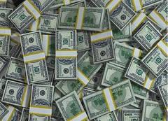 """Вафельна картинка  """"Гроші"""""""