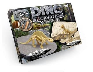 """Набор для проведения раскопок Danko Toys  """"DINO EXCAVATION"""" динозавры (диметродон, дилофозавр)(A3005)"""