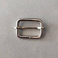 Регулятор перетяжка 21 мм никель