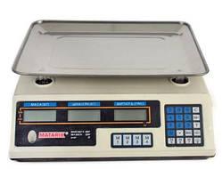 Весы торговые MATARIX MX-410A на 50 кг