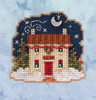 Набор для вышивки Christmas Eve / Рождественский сочельник Mill Hill