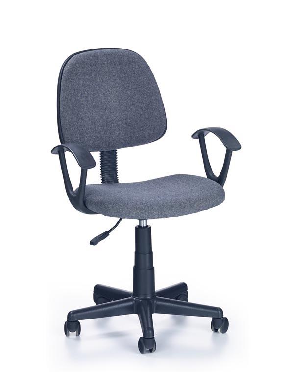 Кресло офисное  DARIAN BIS серый, ткань
