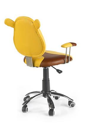 Кресло компьютерное  KUBUŚ, экокожа, фото 2