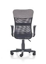 Кресло офисное  TIMMY серый, ткань, фото 3