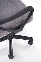 Кресло офисное  TIMMY серый, ткань, фото 2