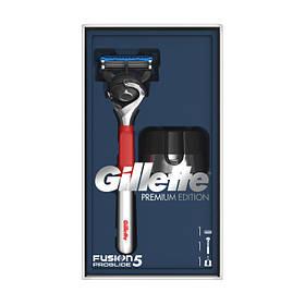 Подарочный набор Gillette (бритва Fusion5 ProGlide + подставка) 0022