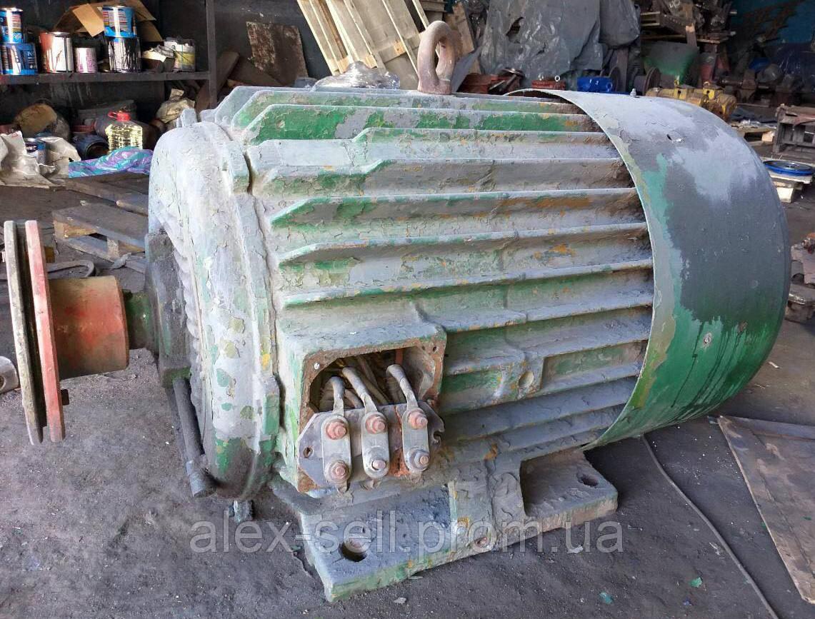 Электродвигатель електродвигун АО3 355 S8 132 кВт 700 об/мин, 380/660 В