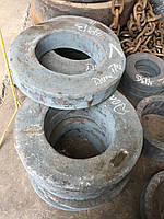 Поковки-кольца разных диаметров и размеров, сталь 20, 45, 40Х