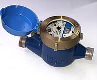 Счетчик воды МЕТРОН MLF 3/4 20 мм мокроход METRON Гросс