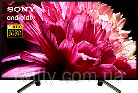 "Телевизор Sony 34"" Smart TV (Android 9.0/FullHD/WiFi/DVB-T2), фото 2"
