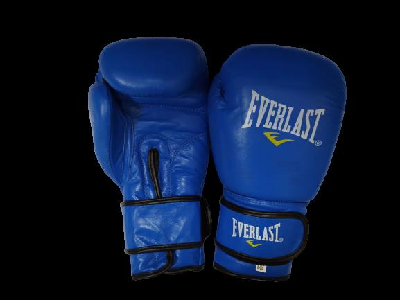Перчатки боксерские кожаные Elast BO-4748 8 ун