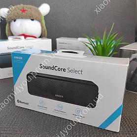 New 2020! Портативная колонка Anker SoundCore Select 12Вт Black Bluetooth