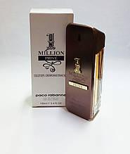 Чоловічий тестер пако рабан ван мільйон прайв Paco Rabanne 1 Million Prive 100 мл (репліка) парфум аромат парфуми