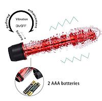 Гелиевый вибратор с много скоростной вибрацией, фото 1
