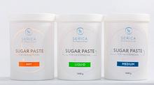 Профиссиональная Сахарная паста ТМ Serica