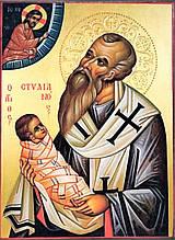 Преподобний Стилиан Пафлагонський