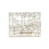 Барельеф Италия Мечта малый Гранд Презент КРМ 911 золото, фото 4