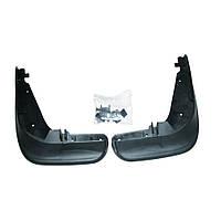 Брызговики передние для Volkswagen Jetta 2005-2011 без молдинга по порог оригинальные 2шт 1KM075111
