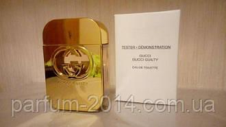Жіночий тестер гуччі гилти Gucci Guilty EDT (репліка) запах аромат парфуми tester