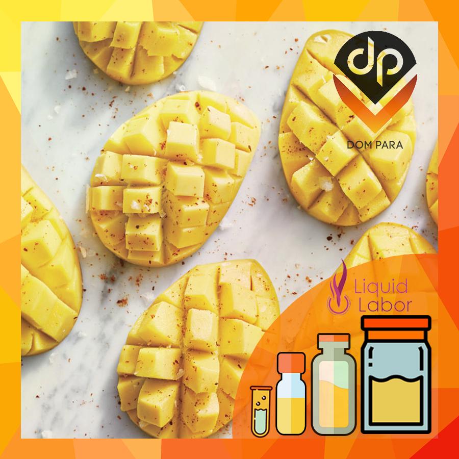 Ароматизатор Liquid Labor Crazy Mango   Бешеное манго
