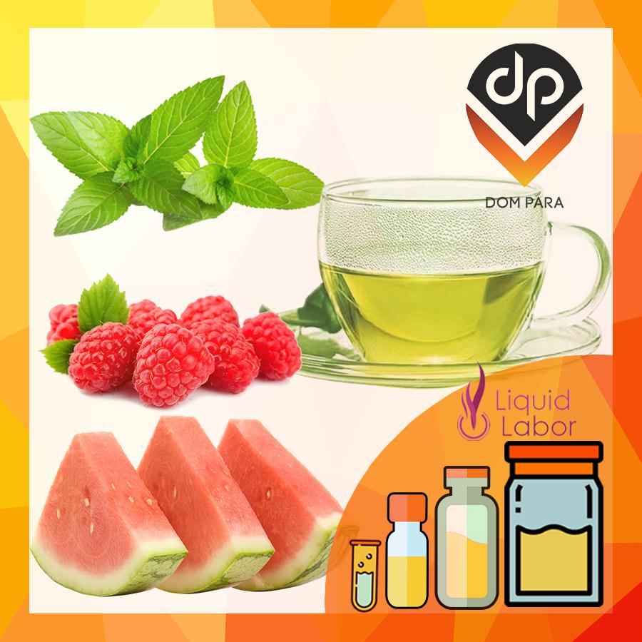 Ароматизатор Liquid Labor Green Fire   Грін Файр (зелений чай, м'ята, малина, кавун)