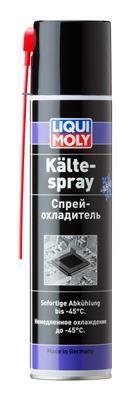 Спрей - охладитель для ремонтных работ LQ 39017 (Kalte-Spray, 400мл) LIQUI MOLY