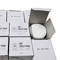 Сменный блок очищающих дисков-салфеткок из хлопка A'pieu My Self Pad 60 шт (8809581447844), фото 3