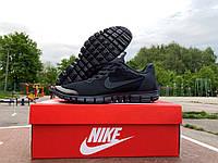 Мужские кроссовки Nike Free Run 3.0 darkblue синие